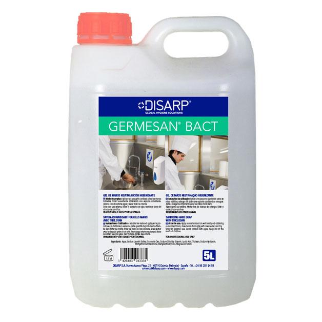 Gel higienizante germesan bact 5l DISARP