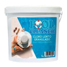 Cloro lento granulado Pool Cleaner