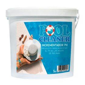 Incrementador pH Pool Cleaner