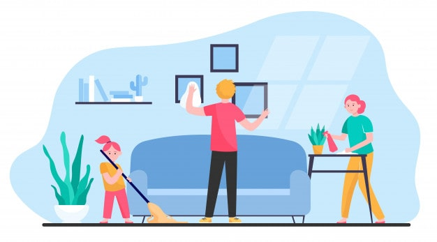 apartamento limpieza