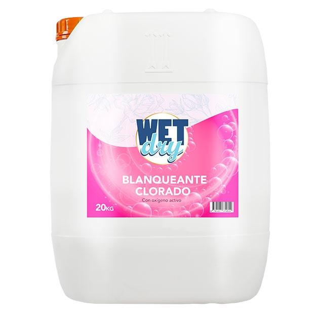 blanqueante clorado wetdry
