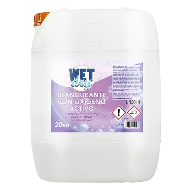 blanqueante oxigeno activo wetdry
