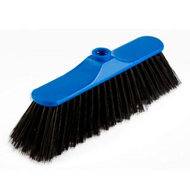 Cepillo de escoba negro de Cisne