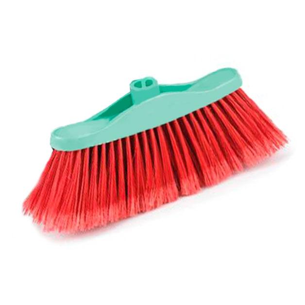 Cepillo de escoba rojo de Pla