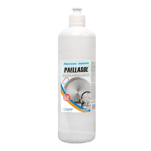 Detergente ácido Paellasol de DISARP-12 botellas