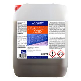 Detergente ácido Disarp off acid de DISARP