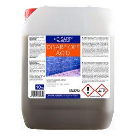 Detergente ácido Disarp off acid de DISARP