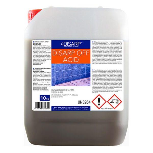 detergente acido disarp off acid disarp