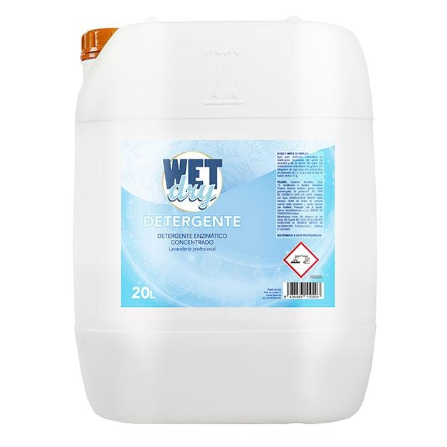 detergente enzimatico wetdry