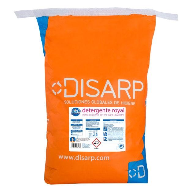 Detergente lavadora Royal de Dishome