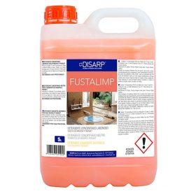 Detergente suelos madera parquet Fustalimp de DISARP