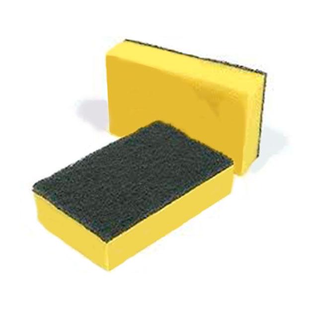 Esponja con abrasivo de Cisne – 6uds