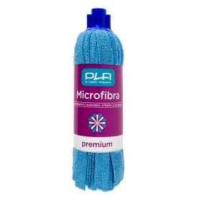 fregona tiras microfibra azul pla