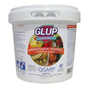 glup ambientador tropical capsulas hidrosolubles disarp