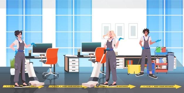 fondo limpieza empresas