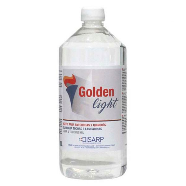 liquido antorchas golden light 1L disarp