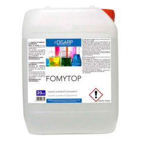 liquido espuma fomytop 20kg disarp