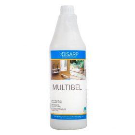 Limpiador abrillantador madera y cuero Multibel de DISARP – 9 x 1 litro