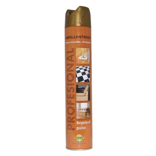 Spray abrillantador para mopas de Vinfer